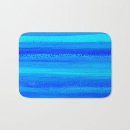 Blue Sky Blue Waters Bath Mat