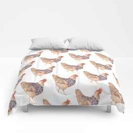 Sophisticated Chicken Comforters