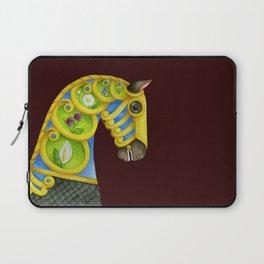 Carousel Horse - Neptune Laptop Sleeve