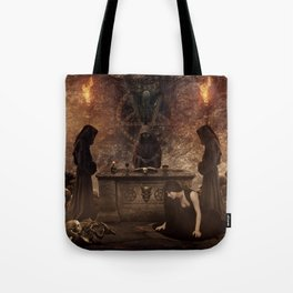 The Lord of Death Tote Bag
