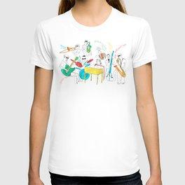 NOLA Jazz Fest 2011 T-shirt