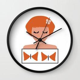 Marie II Wall Clock