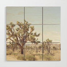 Pale Desert Wood Wall Art