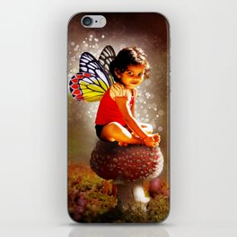 Indy Fairy iPhone Skin