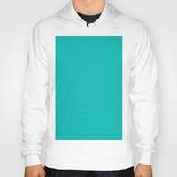tiffany Hoodies featuring Tiffany Blue by List of colors