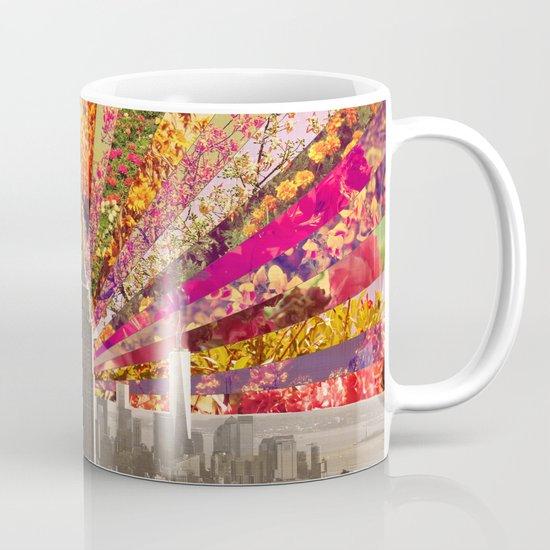 BLOOMING NY Mug