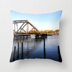Inlet Throw Pillow