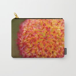 Sphere of Gaillardia flower wilted Carry-All Pouch
