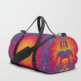 Crystal Buddha Duffle Bag