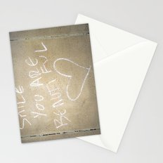 Smile, You Are Beautiful! Stationery Cards