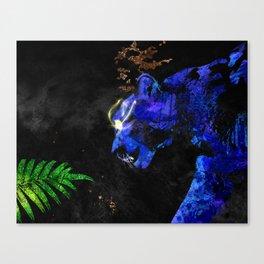 Panthera Onca Canvas Print
