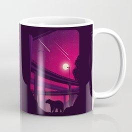 Over Passed Coffee Mug