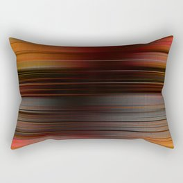 """Abstract Autumn Porstroke (Pattern)"" Rectangular Pillow"