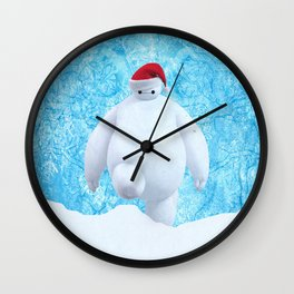 Baymax clause Wall Clock