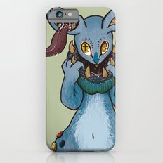 Bunnies have a Bite too iPhone 6s Slim Case
