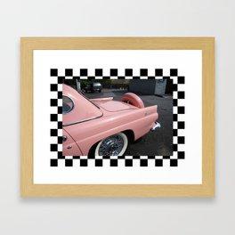 thunderbird Framed Art Print