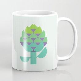 Vegetable: Artichoke Coffee Mug