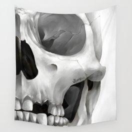 Skull 10 Wall Tapestry