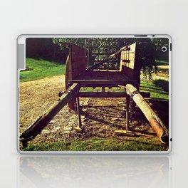 Country Wheels Laptop & iPad Skin