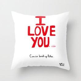 #104 Throw Pillow