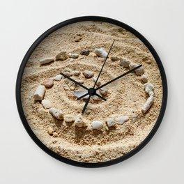 Heart of Te Fiti Wall Clock