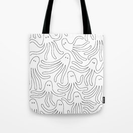 A Party of Handicapped Octopi Tote Bag