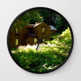 Orchard House Wall Clock