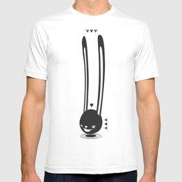 I CAN HEAR YOU ! - LONG EAR BUNNY  T-shirt