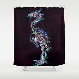 Fade Fader Fadest Shower Curtain