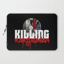 Killing Kardashian Sniper Logo Laptop Sleeve