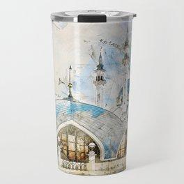 Kul Sharif Mosque, Kazan Travel Mug