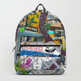 Pop UP - THREE Backpack