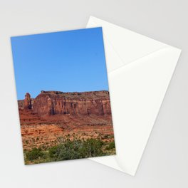 Traveling On Highway 123 Stationery Cards