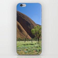 Uluru iPhone & iPod Skin