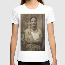 Frida Kahlo Vintage T-shirt