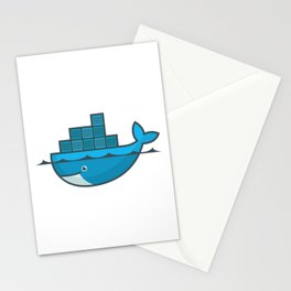 Docker Stationery Cards