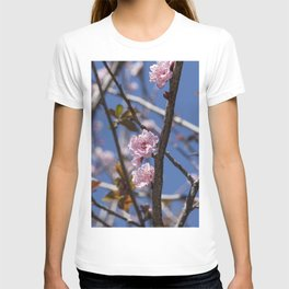 Branches of flowering Plum T-shirt