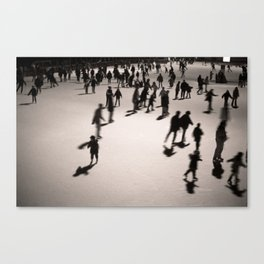 Holiday on Ice Canvas Print