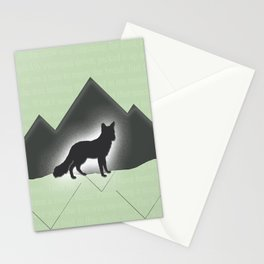The Story of the Fox Stationery Cards