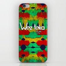 Colider Wezteka Union iPhone & iPod Skin