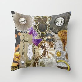 Temperance Throw Pillow