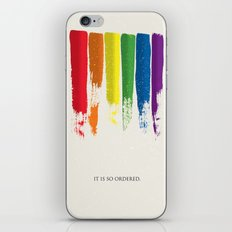 LGBT Pride - Gay Marriage iPhone & iPod Skin