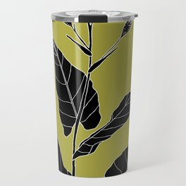 Rock Pituri (Also known as Bone Marrow Tobacco) - Nicotiana gossei Travel Mug