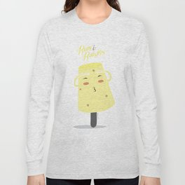 Rum and Raisins Long Sleeve T-shirt