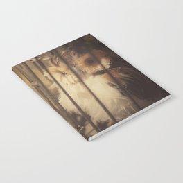 Caged Bird Notebook