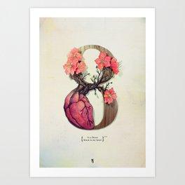 8th Art Print
