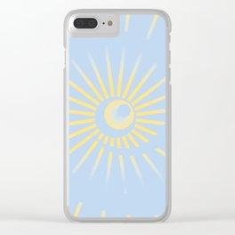 Sunshine / Sunbeam 5 Clear iPhone Case