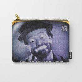 The Red Skelton Show Carry-All Pouch