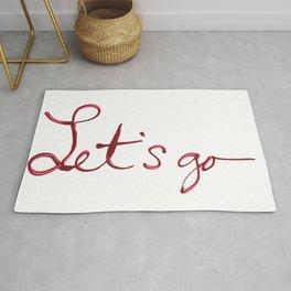 Let's Go Rug