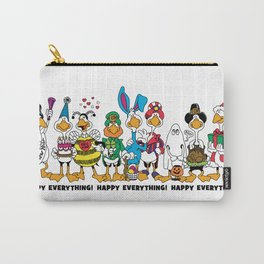 Happy Everything! Carry-All Pouch